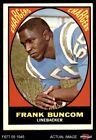 1967 Topps #130 Frank Buncom Chargers VG/EX $3.0 USD on eBay
