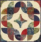 WOODLAND SUMMER TABLE TOPPER QUILT KIT - Pattern + Moda Fabric Holly Taylor