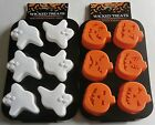 HALLOWEEN Silicone Baking Mold Assortment   6 Cavities
