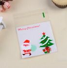 Candy Cookies Bags With Adhesive Plastic gift bag Wedding Xmas Party Tools 20Pcs