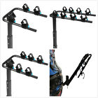 Bike Rack Auto Hitch Mount 2/3/4 Bicycle Car SUV Truck Carrier Van