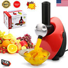 Ice Cream Maker Frozen Healthy Fruit Yogurt Mixer Sorbet Smoothie Machine Maker