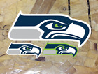 Seattle Seahawks Football Logo Sports Decal Sticker Free Shipping - 3 for 1 on eBay