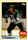 1990-91 TOPPS TEAM SCORING LEADERS HOCKEY  PICK / CHOOSE YOUR CARDS