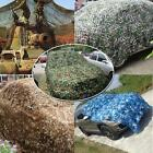 Hunting Camping Woodlands Army Camouflage Camo Net Netting Cover Multi Sizes