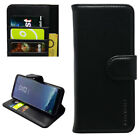 Samsung Galaxy S9,S9 Plus,S8, S8 PLUS,Note 8 Genuine Leather Folio Wallet Cover