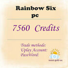 R6 Credit Rainbow Six:Siege Credits 2400-36000 PC  Credits Ubisoft Uplay Quick