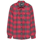 Внешний вид - THE NORTH FACE Mens 2019 THERMOCORE LONG-SLEEVED SHIRT TNF Red Prospect Plaid