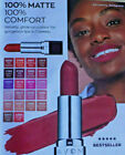 AVON TRUE COLOUR PERFECTLY MATTE LIPSTICK ~ VARIOUS SHADES ~ *NEW