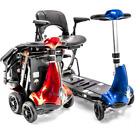 Monarch Mobie Plus Foldable Mobility Scooter
