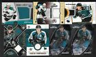 SAN JOSE SHARKS AUTOGRAPH JERSEY NHL HOCKEY CARD SEE LIST $5.0 CAD on eBay