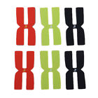 6X Silicone 3g Racquet Balance Strips Tape Weighted Bar for Tennis Badminton