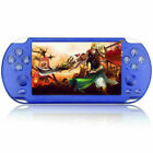 128Bit 8GB X9 Handheld 5.0'' Screen MP3 Player Game Console Built-in 10000 Games