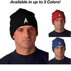 Star Trek Classic Logo Knit Hat Beanie Cap Available in 3 Colors!! NEW on eBay