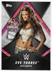 2018 Topps WWE Womens Division Women's Champion #WC1 to #WC25 - U PICK CARDS