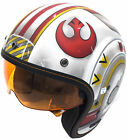 HJC IS-5 Star Wars X Wing Rebel Fighter Pilot Open Face Helmet $179.99 USD on eBay