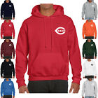 Men Cincinnati Reds Hoodie Warm Fleece Pullover Sweatshirt Nap Team Uniform 0099 on Ebay