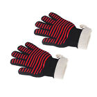 Heat Resistant Gloves Cooking Grilling Kitchen Baking Oven Welding BBQ Mittens