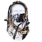 Fleece Camo Neck Face Cover Balaclava Hat for Cold Weather Hunting Ski Face MaskHats & Headwear - 159035