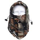Windproof Fleece Camo Balaclava Hat Hood for Cold Weather Hunting Ski Face MaskHats & Headwear - 159035