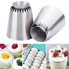 Russian Icing Piping Nozzle Tips Cake Decor Cookie Pastry Flower Baking Tool