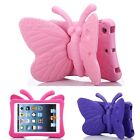 Kids Cute Butterfly Eva Case Cover Stand For Ipad Mini/air /ipad 9.7 2017/2018