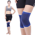 Unisex Hot New Knitted Outdoor Blue Knee Pads Sports Health Warm Protective Gear $4.99 USD on eBay