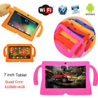 """7"""" Inch Kids Android 4.4 Tablet Pc Quad Core Wifi Camera 8gb Child Children Xmas"""