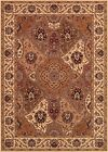 Himalaya  Antique Cream/Multi Rug