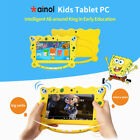 """7"""" Tablet PC Android7.1 Quad Core Dual Camera WiFi Bundle Case Kids GIFT TF 64GB"""