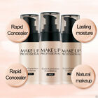 3 Colors Color Changing Foundation Base Nude Face Liquid  Concealer Hot! /LC