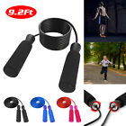 Adjustable Bearing Speed Fitness Jump Rope Aerobic Exercise Boxing Skipping UK