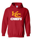 Vintage Kansas City Chiefs Hoodie Sweater Retro Logo, Brand New item old stock on eBay