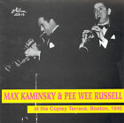 At the Copely Terrace 1945 Max Kaminsky Pee Wee Russell  CD FREE SHIP