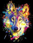 Christmas gift Wolf t shirt youth adult $13up beautiful s plus 6x US sz new p1