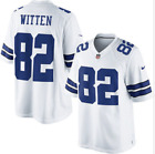 NIKE JASON WITTEN JERSEY Dallas Cowboys Official LIMITED White NFL PICK SZ SEWN