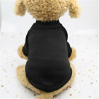 Pet Lovely Sweater Cat Cotton Winter Warm Clothes Pink Puppy Protecting Coat