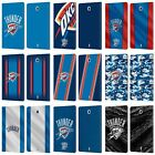 NBA OKLAHOMA CITY THUNDER LEATHER BOOK WALLET CASE FOR SAMSUNG GALAXY TABLETS on eBay