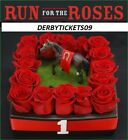 2019 Kentucky Derby Tickets Section 117 Full Clubhouse Box 6 Tickets together!