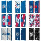 NBA PHILADELPHIA 76ERS LEATHER BOOK WALLET CASE COVER FOR APPLE iPOD TOUCH MP3 on eBay