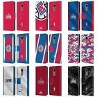 OFFICIAL NBA LOS ANGELES CLIPPERS LEATHER BOOK WALLET CASE FOR LG PHONES 1 on eBay