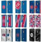 OFFICIAL NBA DETROIT PISTONS LEATHER BOOK WALLET CASE FOR LG PHONES 1 on eBay