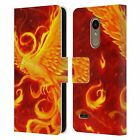 OFFICIAL CHRISTOS KARAPANOS PHOENIX 3 LEATHER BOOK CASE FOR LG PHONES 1