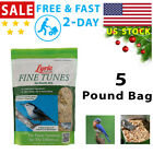 Natural 5LB Bag Of Lyric Bird Seed With High Quality grains Tunes No Waste Mix