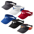 New Mizuno Golf Sonic Adjustable Visor Lightweight Fabric - Pick Color