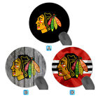 Chicago Blackhawks Round Patterned Mouse Pad Mat Mice Desk Office Decor $3.99 USD on eBay