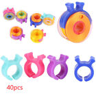 Sewing Thread Bobbin Holder Clamp Clips Bobbin Buddies Great For Embroidery