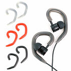 2 Pairs Silicone Headphone Earhook Running Sports Earbuds Earphone Acces Tools