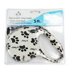Automatic Retractable Dog Leash Pet Collar 16ft for dogs up to 33 lbs