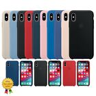 Genuine Original Ultra Thin Silicone Case Cover For Apple iPhone 7 8 PLUS